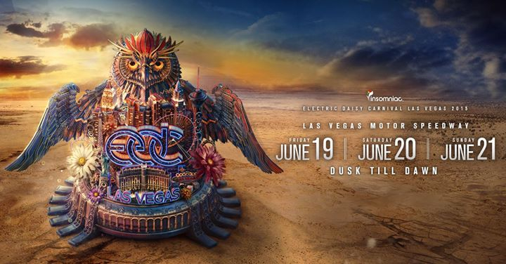 EDC Las Vegas Announces 2015 Dates & Details