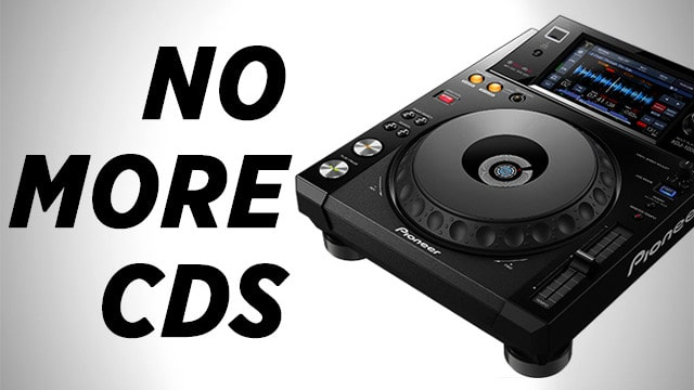 Pioneer Releases Xdj 1000 All Digital Player Discards Cds