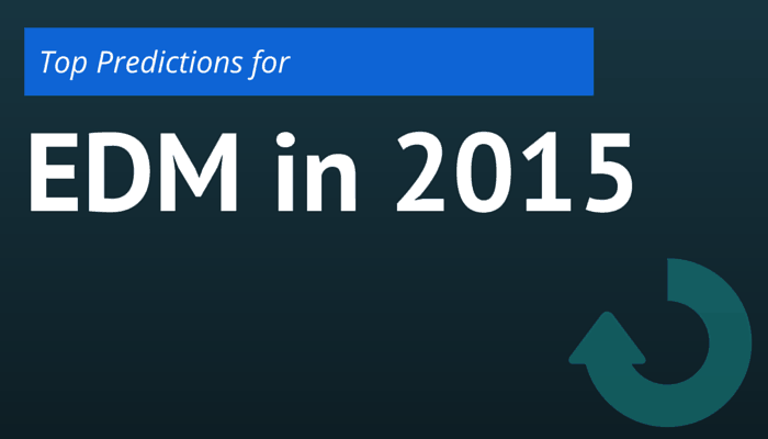Top Predictions for EDM in 2015