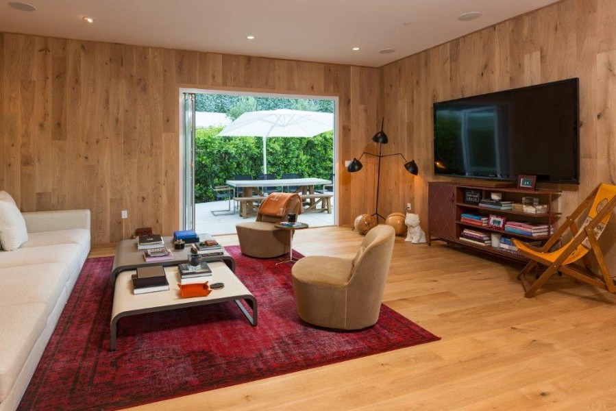 Zedd Hollywood Hills Home