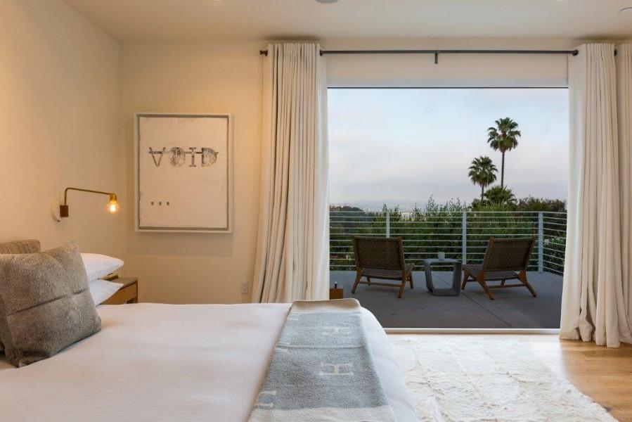 Zedd Hollywood Hills Home