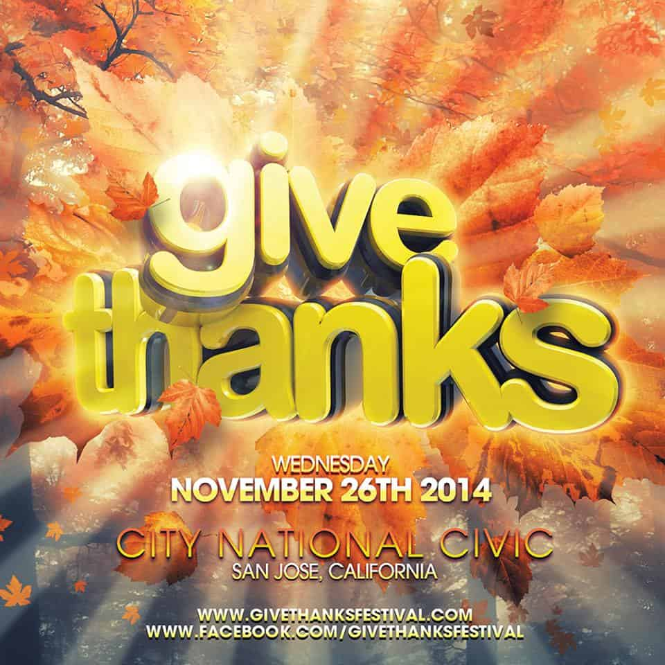 Midnite & Vital Present Give Thanks (Event Review)