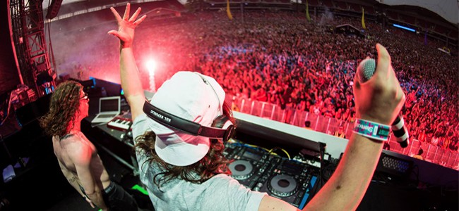 Darude Is Back on The Dance Charts Thanks To Peking Duk