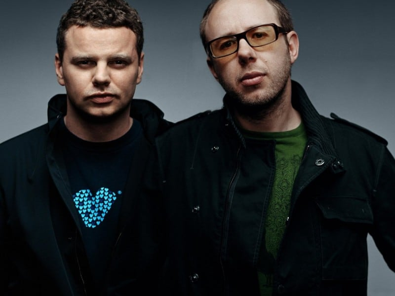 Chemical Brothers Set For New Album, Live Show Next Year