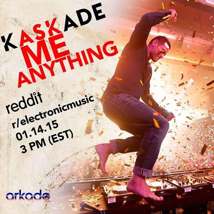 Kaskade Ask Me Anything