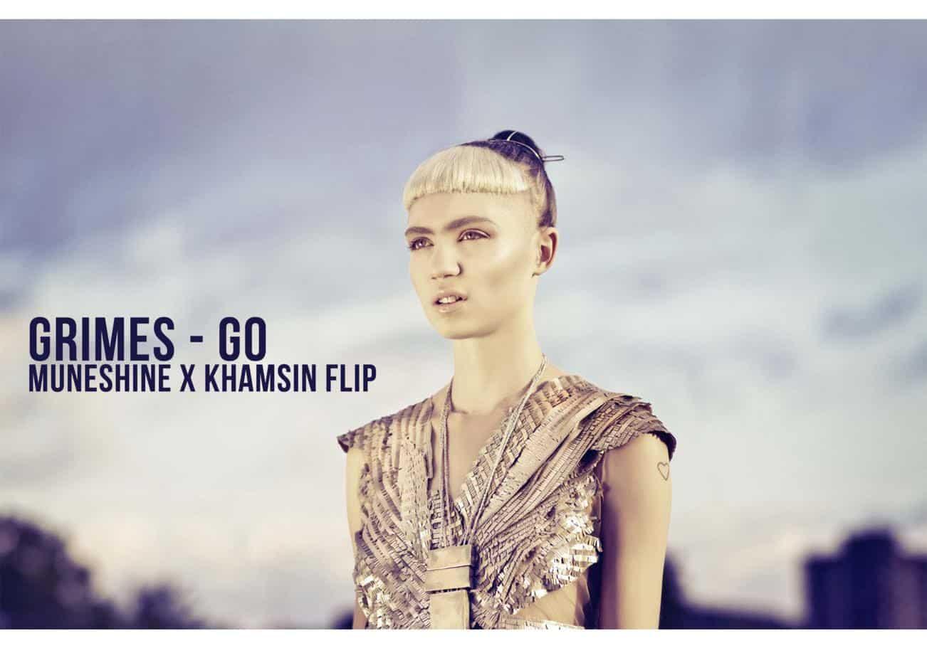 Muneshine x Khamsin