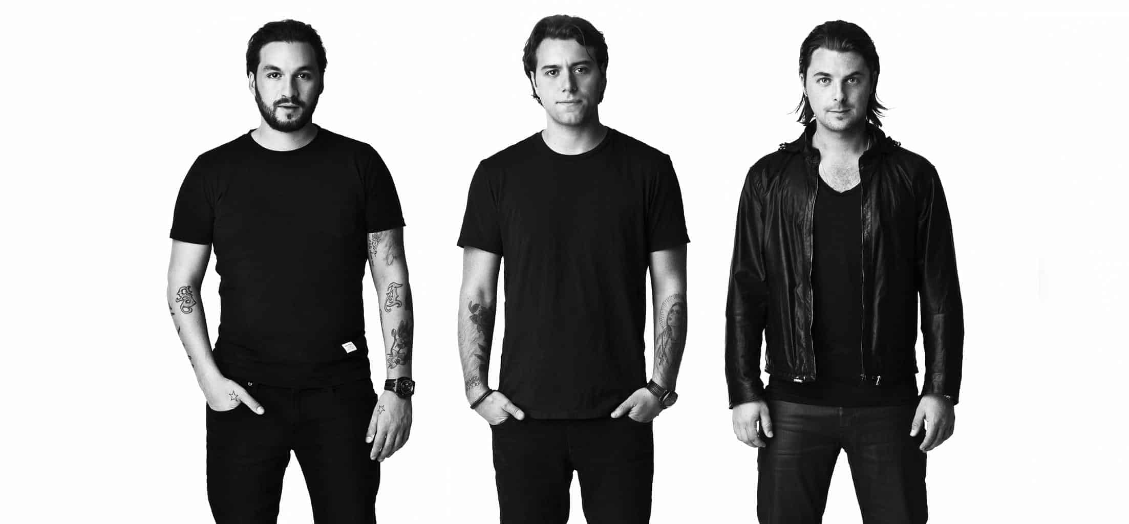 Swedish House Mafia Reunion at Coachella 2017
