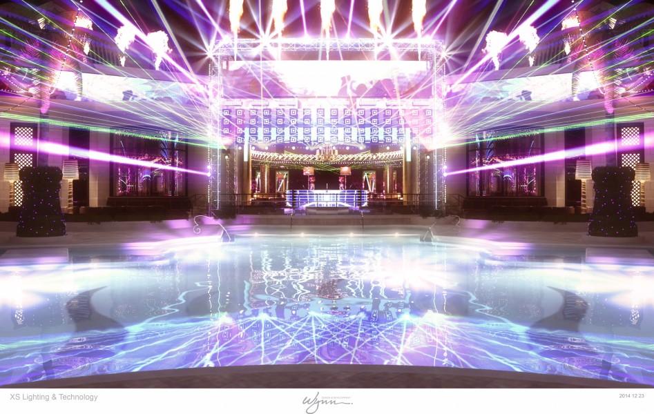 XS Nightclub Production Renovation - 2015