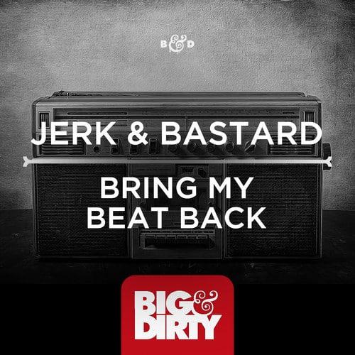 Jerk & Bastard cover