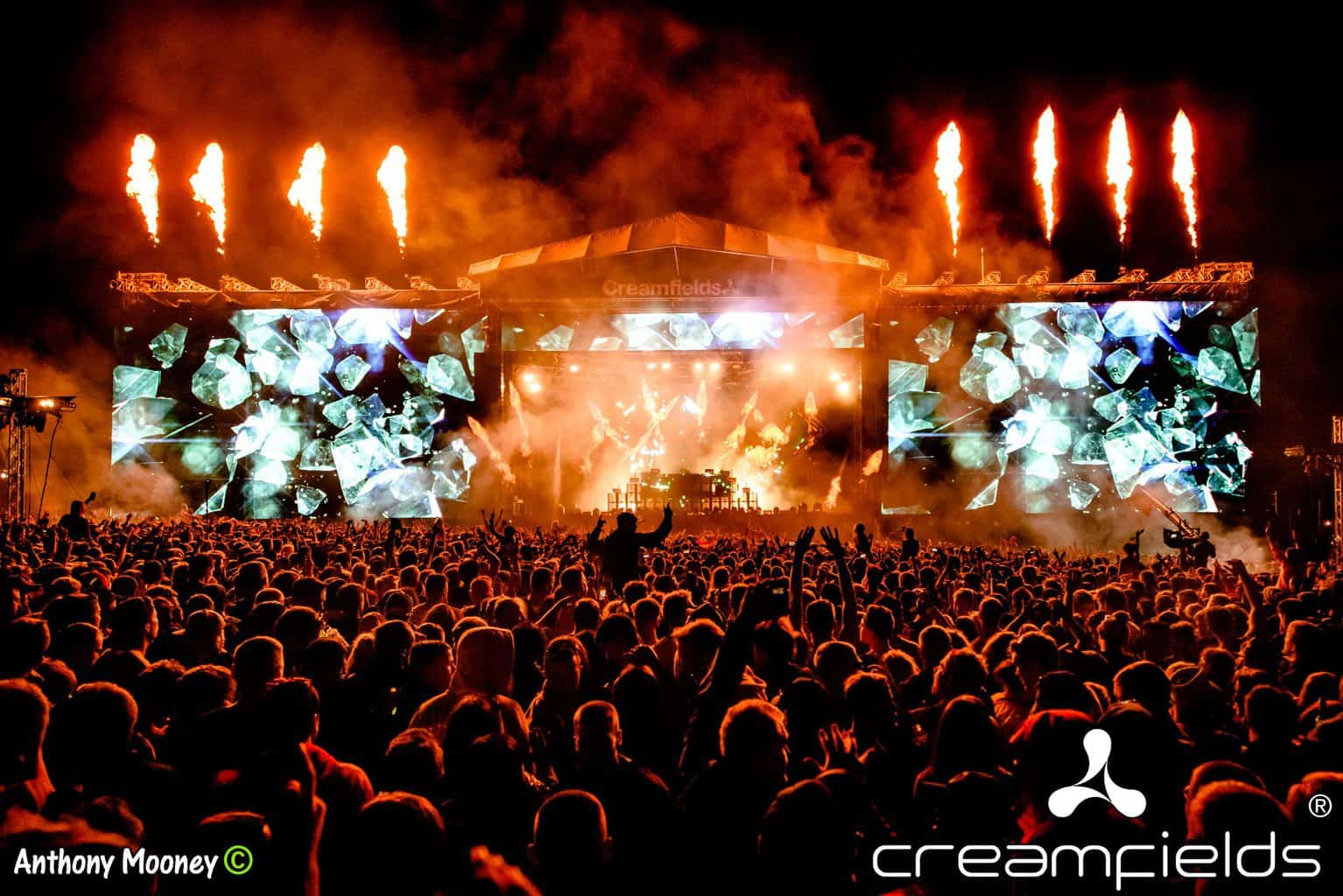Creamfields Announces Incredible Lineup, Drops Trailer (Video)