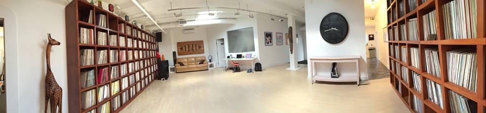 Danny Tengalia Home Studio5