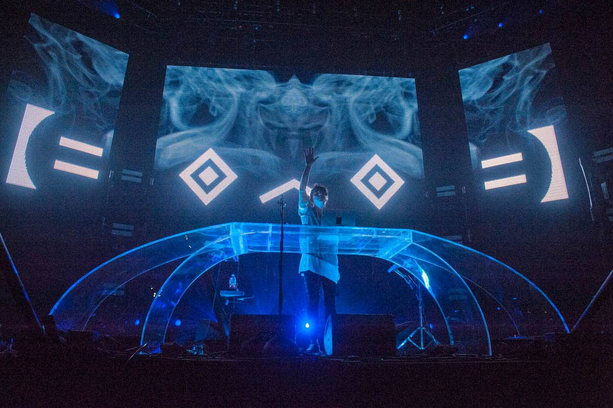 Porter Robinson's 'Worlds' Tour Recreated With Videos Of Fans From All Over The World