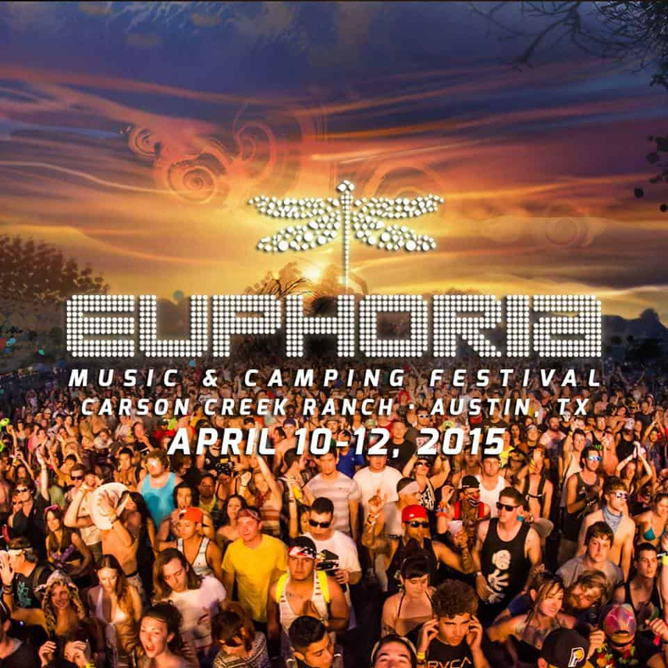 Euphoria Music Festival Drops Phase 3 Line Up