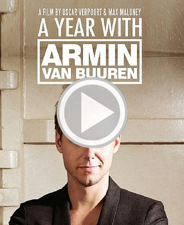 A Year With Armin van Buuren Documentary