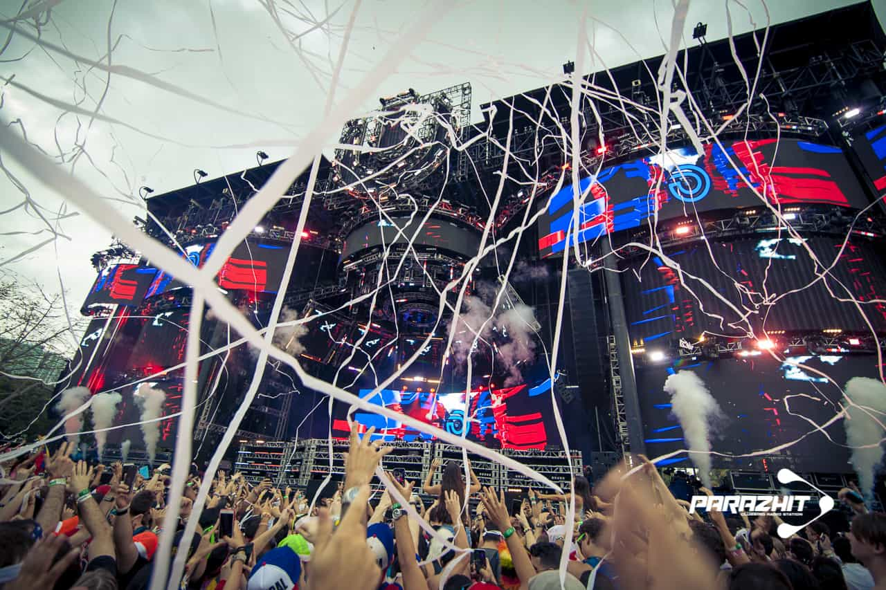 Ultra Music Festival 2015