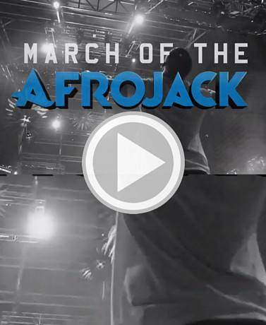 March Of The Afrojack Documentary