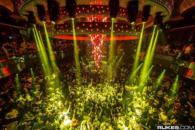 Omnia Nightclub Rukes