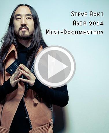 Steve Aoki Documentary
