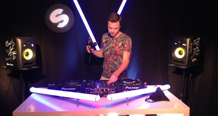Spinnin' Sessions - Sam Feldt