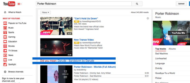 YouTube April Fools Prank Darude