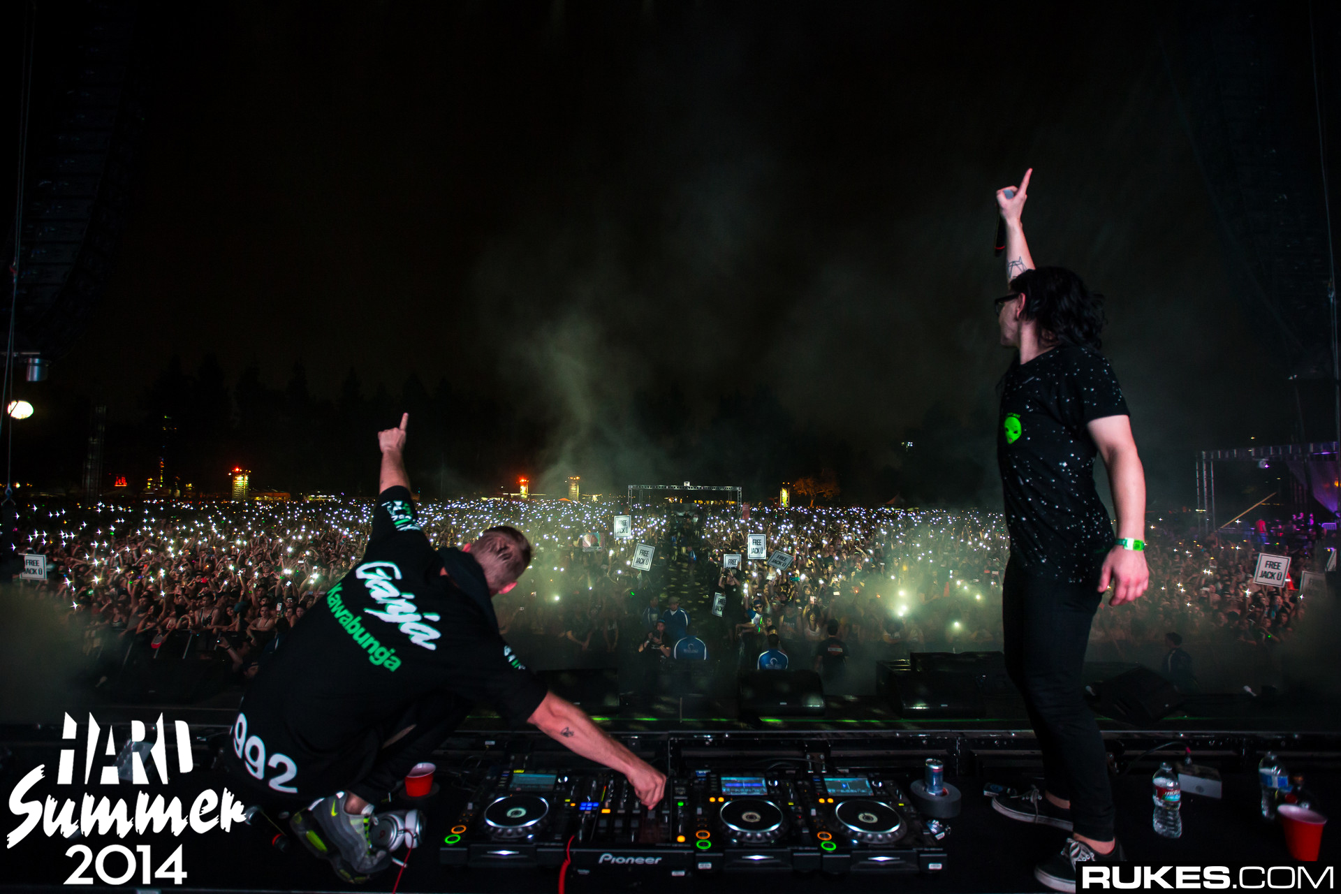 HARD Summer 2014 by Rukes