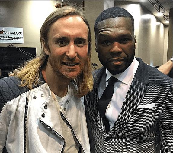 David Guetta 50 Cent