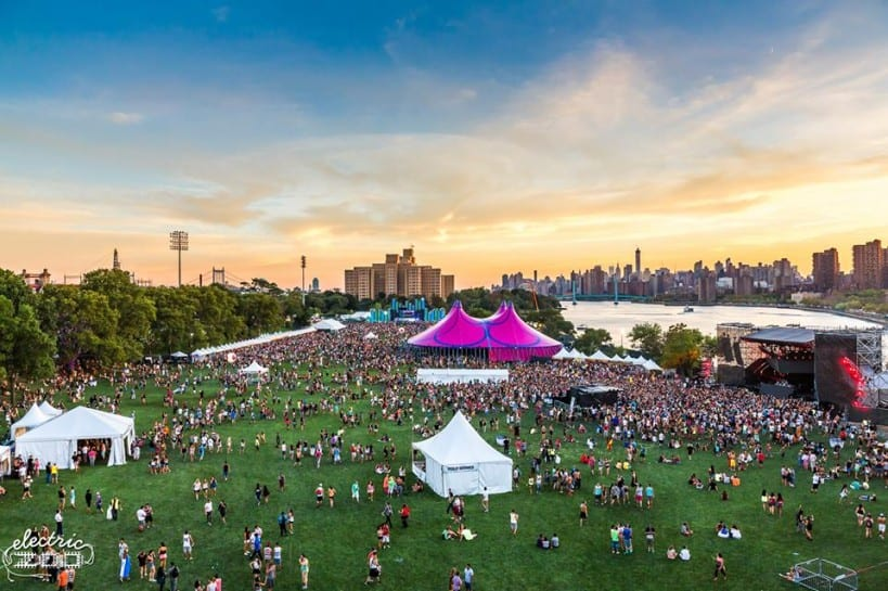 New York's Electric Zoo Festival Reveals The First 2015 Headliners