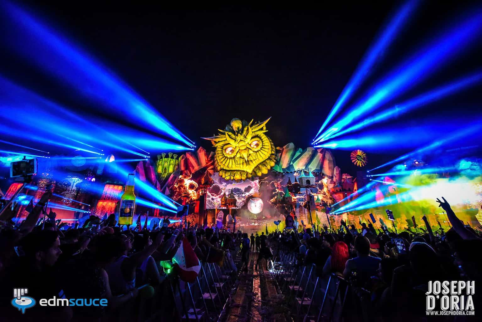 Electric Daisy Carnival Las Vegas 2016