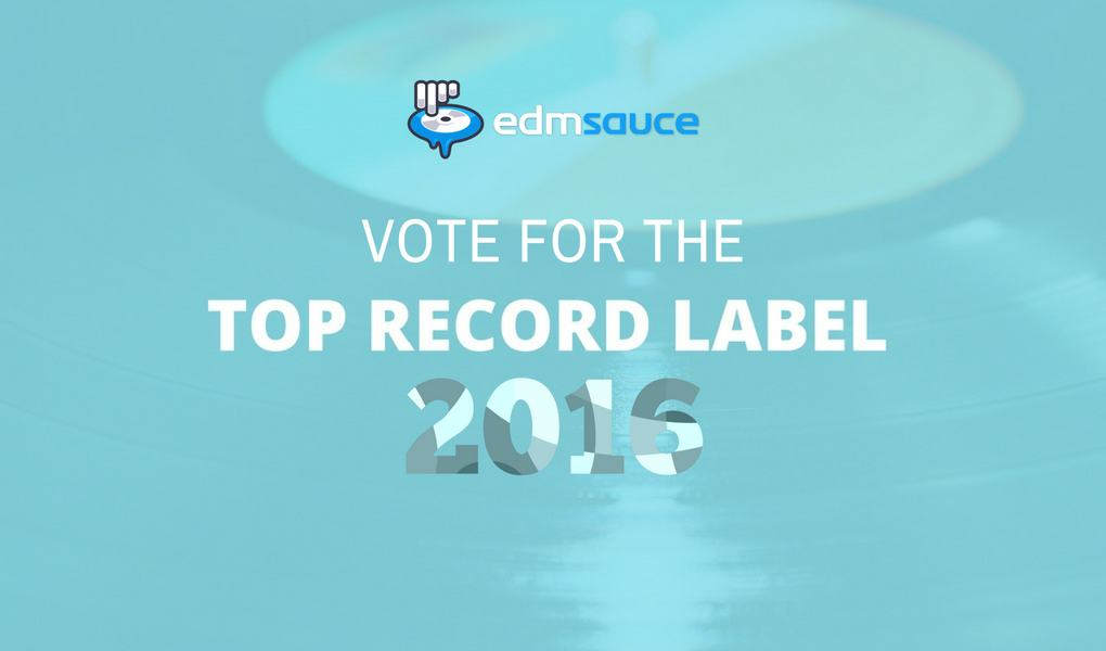 top record label of 2016