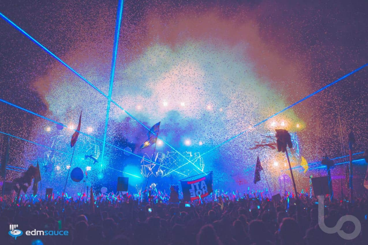 Ultra Music Festival Releases 20th Anniversary Aftermovie