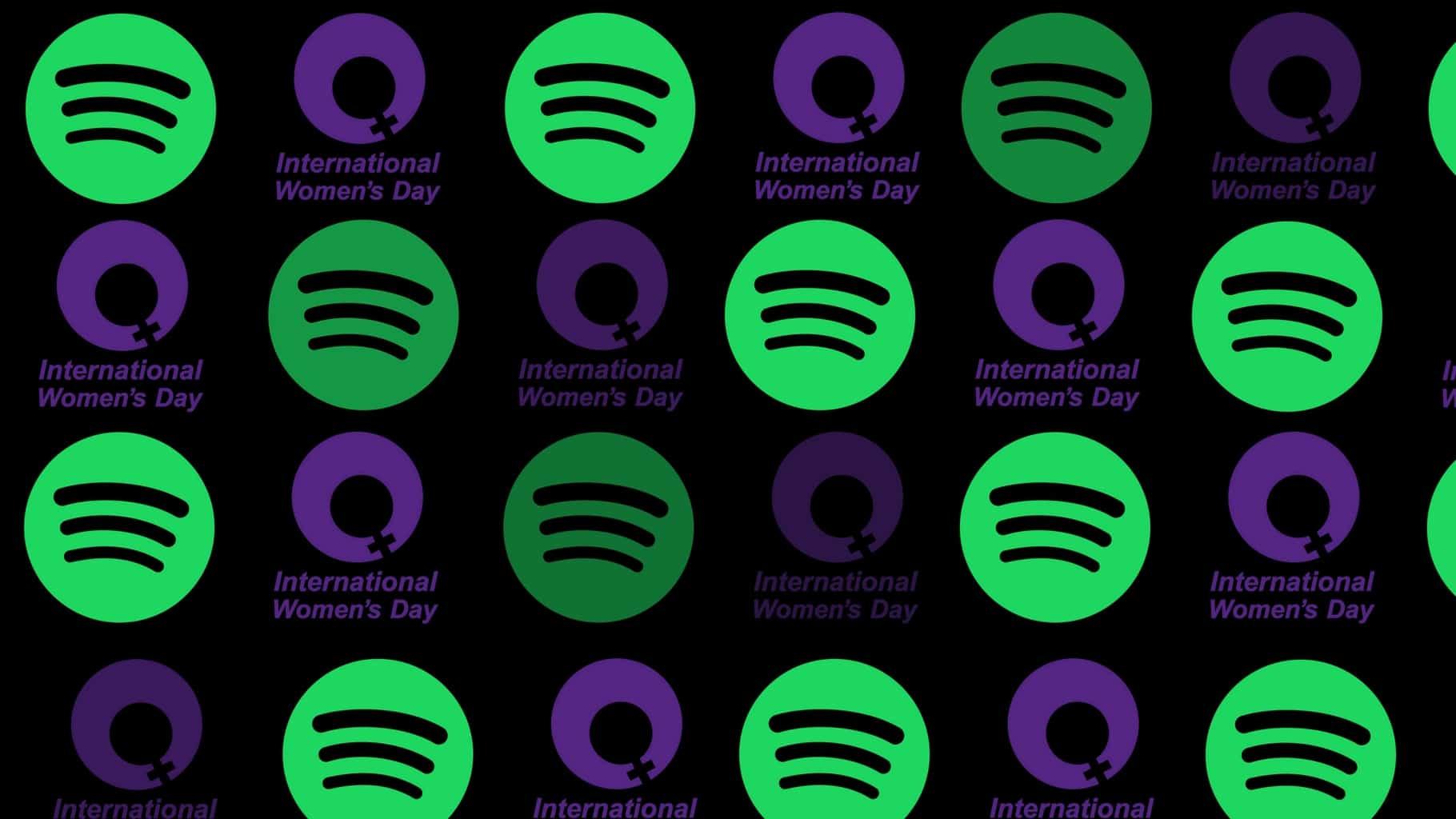 Spotify International Women's Day