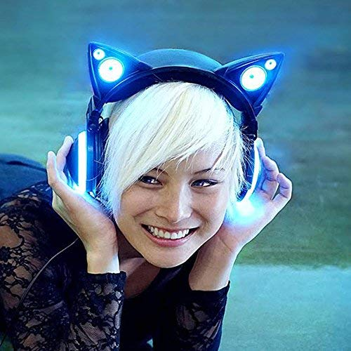 Cat Ear Headphones Default