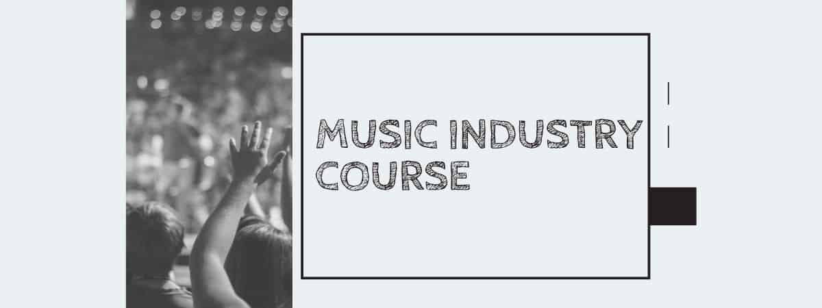 Music Industry Course