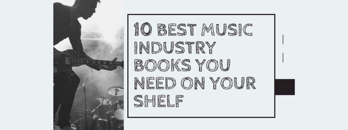 music industry books