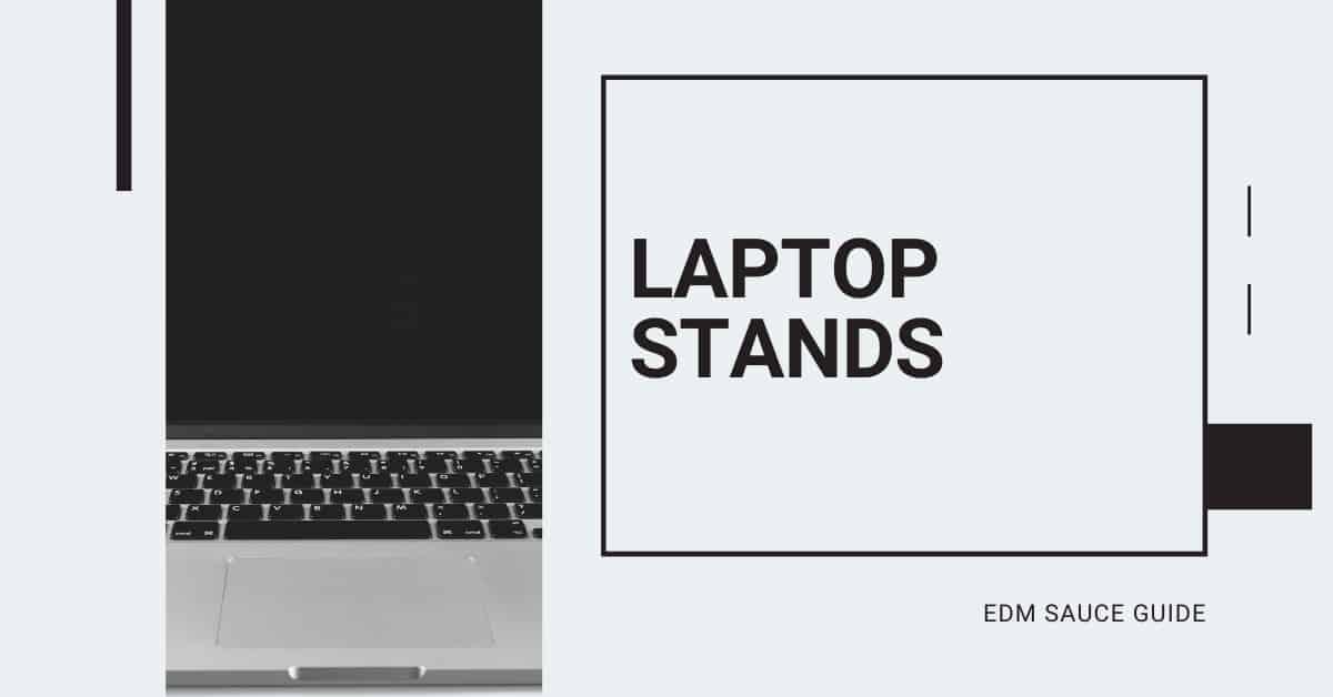 laptop musicians stand