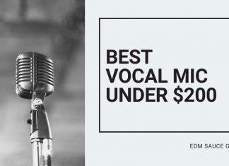 Best Vocal Mic Under 200