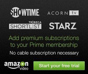 Prime Video Channels