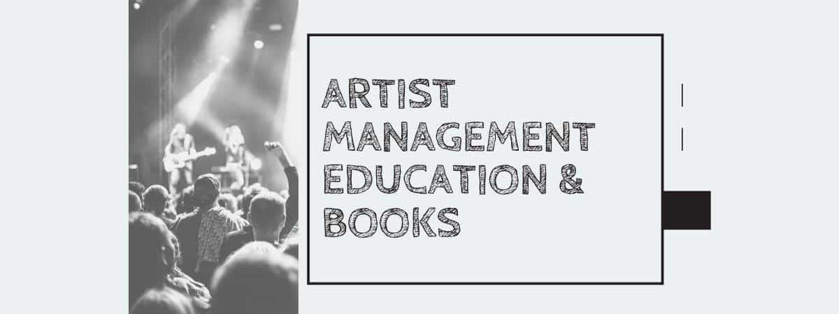 Artist Management Education & Books