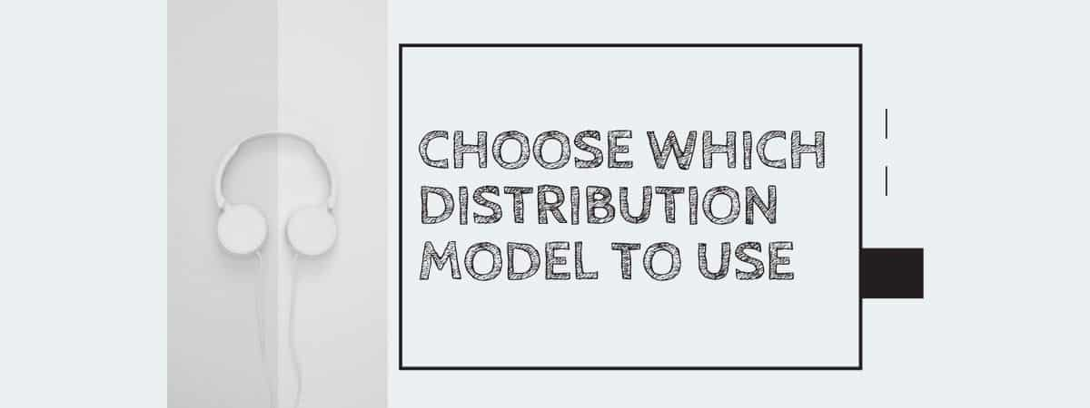 Choose which distribution model to use