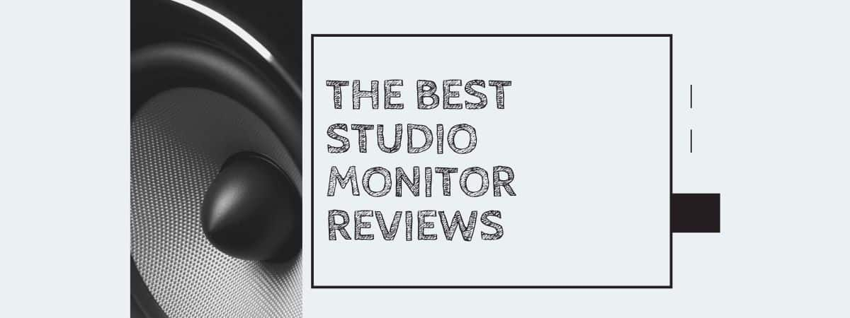 The Best Studio Monitor Reviews