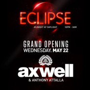 Win a Pair of Tickets to Axwell at Daylight in Las Vegas for the Grand Opening